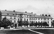 Harrogate, Granby Hotel c.1874