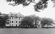 Harrogate, Granby Hotel c.1960