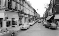 Harrogate, James Street c.1965