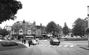 Harrogate, Montpellier Parade c.1965