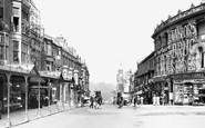Harrogate, Parliament Street 1907