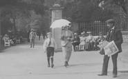 Harrogate, People 1914