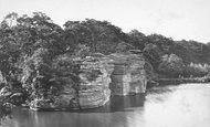 Harrogate, Plumpton Rocks c.1874