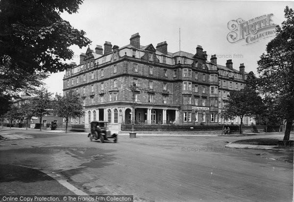 Harrogate, Prince Of Wales Hotel 1923