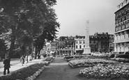 Harrogate, Prospect Gardens c.1955