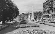 Harrogate, Prospect Gardens c.1960