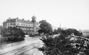 Harrogate, Prospect Hotel 1897