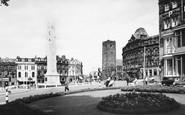 Harrogate, Prospect Square c.1960