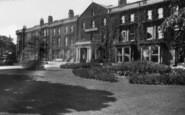 Harrogate, Queens Hotel 1938