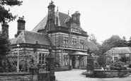 Harrogate, Royal Bath Hospital c.1960