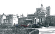 Harrogate, Royal Baths 1902