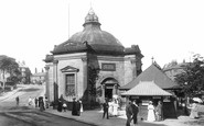 Harrogate, Royal Pump Room 1902