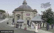Harrogate, Royal Pump Room 1911