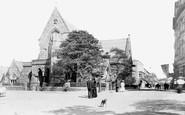 Harrogate, St Peter's Church 1907