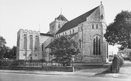 Harrogate, St Wilfrid's Church 1928