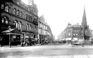Harrogate, Station Square 1921