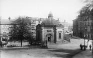 Harrogate, Sulphur Well 1895