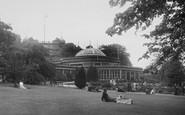Harrogate, Sun Pavilion c.1960