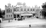 Harrogate, The Kursaal 1911