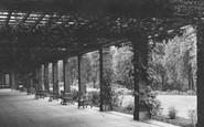 Harrogate, The Pavilion, Valley Gardens c.1950