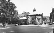 Harrogate, The Pump Room c.1965