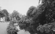 Harrogate, The Rock Garden, Valley Gardens c.1960
