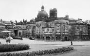 Harrogate, The Royal Baths c.1950