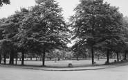 Harrogate, The Stray c.1955