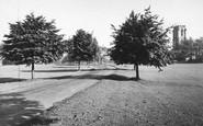 Harrogate, The Stray c.1957