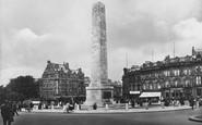 Harrogate, War Memorial 1924