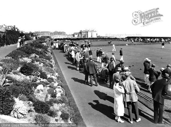 Hastings, Bowling Green 1925