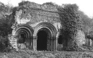 Example photo of Haughmond Abbey