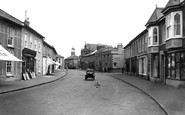 Hayle, Fore Street 1927