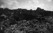 Hayle, The Beach And Towans 1927