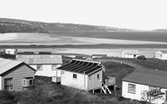 Hayle, The Chalets c.1955