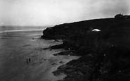 Hayle, Towans Head 1931