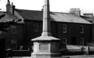 Hayle, War Memorial 1927