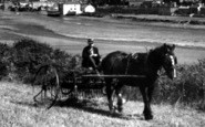 Hayle, Working The Land c.1950