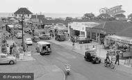Hayling Island, Creek Road c1960