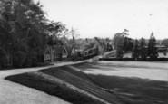 Haywards Heath, Recreation Ground c.1955