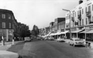 Haywards Heath, South Road c.1960