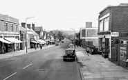 Haywards Heath, South Road c1965