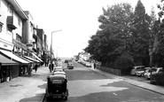 Haywards Heath, South Road c.1965