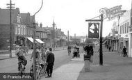 Haywards Heath, The Broadway c1950