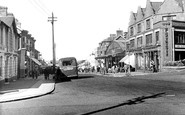 Haywards Heath, The Broadway c.1950