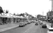 Haywards Heath, The Broadway c.1960