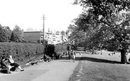 Haywards Heath, Victoria Park c.1950