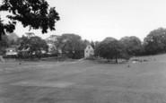 Haywards Heath, Victoria Park c.1955