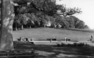 Haywards Heath, Victoria Park c.1960