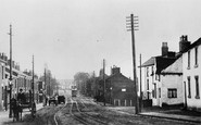 Hazel Grove, London Road c.1910